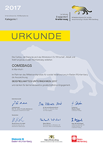LEA Mittelstandspreis Baden-Württemberg